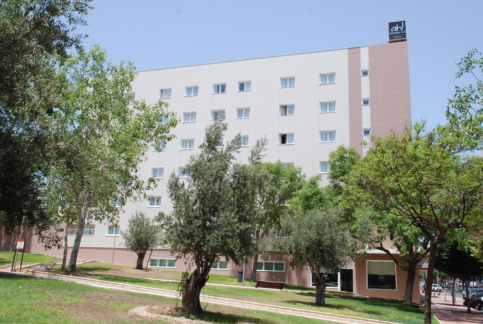 hotel vista lateral
